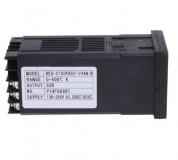 Двойной цифровой регулятор температуры REX-C100 с выходом на SSR, для использования с термопарой типа K, 0° ~ +400° 100 ~ 250V