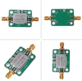 SPF5189 Усилитель широкополосный высокочастотный LNA 50-4000 МГц RF, уровень шума NF 0.6dB, 34х25мм