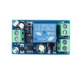 Модуль защиты от отключения питания с автоматическим переключением на аккумулятор, ИБП, напряжение 12В - 48В с автовыбором напряжения