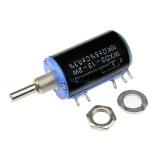 Проволочный многофункциональный потенциометр WXD3-13-2W 10 КОм ±5% C±0.3% (переменный резистор)