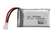 Литий-полимерный аккумулятор 3,7В Syma X5C X5 952540 1000mah 25C