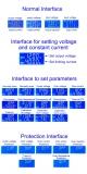 Импульсный регулируемый блок питания на основе DC Buck Boost конвертера ZK-4KX,  Vin 5-30V, Vout 0,5-30V, Iout 0-3А (max 4А)