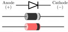 КД243Ж, диод выпрямительный, 1А, 1000В (DO-41)