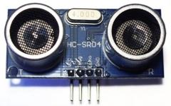 HC-SR04 (Ультразвуковой датчик измерения расстояния)