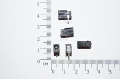 Разъем питания DC-002 3.5мм - 1.1 мм