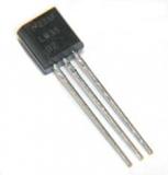LM35DZ датчик температуры, 0... +100°C, TO-92