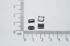 Разъем micro-USB на плату (мама)