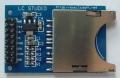 SD card reader, SPI интерфейс (монтажный модуль)