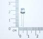 Светодиод желтый 5мм (