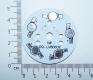 Алюминиевая подложка/радиатор для 5*1Вт светодиодов