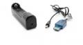 Зарядное устройство для аккумуляторов типа 18650 с питанием от USB