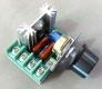 Мощный электронный симисторный регулятор напряжения на 2000 Вт для электронных устройств регулирования освещенности/скорости/температуры