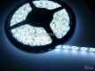 Гибкая светодиодная лента SMD 3528 60 светодиодов/метр, синий цвет, влагозащищенная.