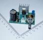 Регулятор напряжения постоянного тока на LM317 , 1.25-37 вольт, 2.2А