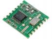 RFM42B-433-S передатчик FM 433,92МГц для монтажа SMD с модуляцией FSK, GFSK, OOK, интерфейс: SPI, мощность 17дБм