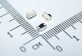 Кнопка тактовая micro smd 2 * 4 * 3,5 мм