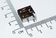 USB разъем с контактами на 90 градусов (мама, короткий корпус 14 мм)