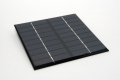 Поликристаллическая солнечная батарея 9В 0.17А - 0.22А , размер 115 х 115 х 2 мм