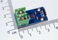 Модуль датчика тока 20А на чипе ACS712ELCTR-20A