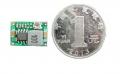 Миниатюрный DC-DC регулируемый преобразователь Mini-360 на чипе MP360, вход 4.75-23В, выход 1.0-17В, ток 1.8А (макс. 3.0А)