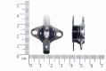 KSD301/302 80°C 250В/10А (нормально замкнутый)