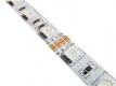 Гибкая светодиодная лента SMD 5050 60 светодиодов/метр, белый теплый цвет, влагозащищенная.