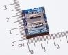 Звуковой музыкальный модуль WTV020-SD-20SS с поддержкой micro-SD  картой