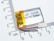 Литий-полимерный аккумулятор 3,7В  052030 502030 250mAh (устройства: Bluetooth, MP3, MP4  )