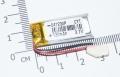Литий-полимерный аккумулятор 3,7В   041230 401230 80mah (устройства: Bluetooth, MP3, MP4  )