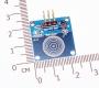 Модуль датчика касания YFRobot, сенсорный выключатель, сенсорный датчик, для Arduino, на TTP223B