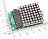 MAX7219 Dot LED matrix, модуль светодиодный, дисплей, модуль управления