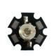 Светодиод инфракрасный 850 нм 1 Вт EPISTAR 120° (IF 1W High Power Led) с радиатором