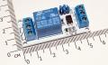 Модуль реле 1-канальный для Arduino с оптронной изоляцией, 5 вольт (hight and low level trigger)