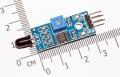 Датчик огня для Arduino (монтажный модуль, цифровой выход)