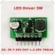 Источник тока LED Driver 700 мА в диапазоне выходных напряжений 1.2 - 28В