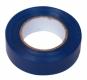Изолента ПВХ 0.18 × 19 мм длина 20м синяя