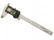 Электронный штангенциркуль из закаленной нержавеющей стали 0-150мм разрешение 0,01мм