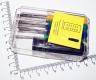 Набор отверток 6-в-1 для ремонта радиоэлектроники + держатель-рукоятка