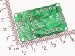MAX7219 Dot LED matrix, модуль светодиодный (плата для монтажа)