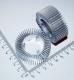 Светодиодный радиатор ∅50мм x h20мм