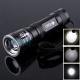Фонарик светодиодный UltraFire 1800 lm CREE  Q3 с изменяемым фокусом