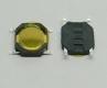 Кнопка тактовая мембранная SPST-NO 4 * 4 * 0.8 мм SMD (водонепроницаемая)