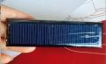 Поликристаллическая солнечная батарея 5.5В 60мА , размер 100 х 28 х 2.5 мм