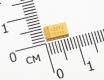 330UF 6,3В танталовый конденсатор, 7343 SMD , D-тип, точность ± 20%