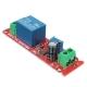 Таймер задержки 0-10 сек на основе NE555, переключение, питание 12В, коммутация 250В 10A AC