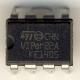 VIPER22A DIP8 регулятор для AC DC 730В 0.1А 115кГц