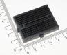 Плата для макетирования электрических схем без пайки (BreadBoard, SYB-170, черная, 35*47мм)