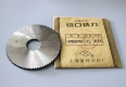 Дисковая пила Ø 50 мм, толщина 0,4 мм, 72 зуба, материал HSS