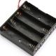Батарейный держатель для 4 × 18650 аккумуляторов