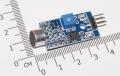Датчик звука, модуль обнаружения звукового сигнала, звуковой модуль Arduino, микрофон